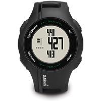 "Garmin Approach S1 - Reloj deportivo (GPS, 2,5"", USB), color negro [Importado de Francia]"