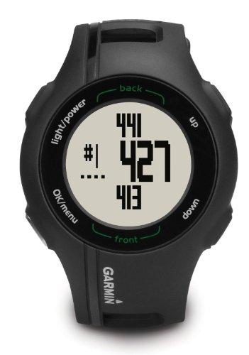 GARMIN APPROACH S1 - RELOJ DEPORTIVO (GPS  2 5  USB)  COLOR NEGRO [IMPORTADO DE FRANCIA]
