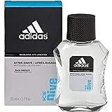 4 x Adidas Men Aftershave - Ice Dive - männlich, frisch, jugendlich - 50 ml