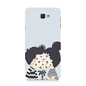 Hamee Designer Printed Hard Back Case Cover for Samsung Galaxy A3 (2017) / A3 2017 Design 406