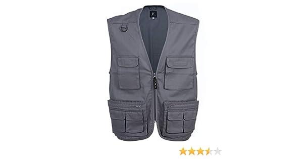 Gilet Multitasche Estivo Sudan 65% Polyestere – 35% Cotone,
