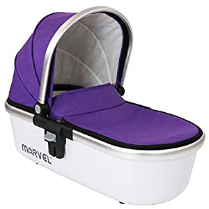 Marvel Carrycot - Monaco Maroon Jané Jane buggy and accessories Children's and unisex buggy chairs and accessories. Trider matrix light 2 (5521 t34) 5