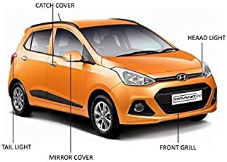 Woodman Hyundai i10 Grand Chrome Accessories