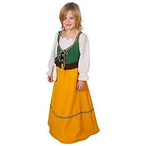 Limit Sport- VIKINGA Medieval Helga, Multicolor, pequeño (limitsport 1)