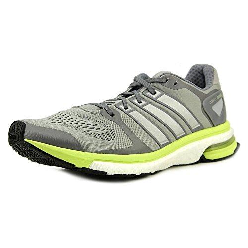 Adidas Adistar Boost ESM Mujer US 8.5 Gris Zapato para Correr