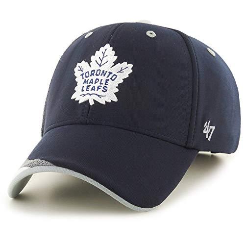 47 Brand Adjustable Cap - Zone MVP Toronto Maple Leafs Navy
