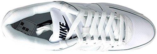 Nike Air Max Command Prm, Scarpe Da Corsa Da Uomo Bianche (blanc / Platinepur / Armorymarine)