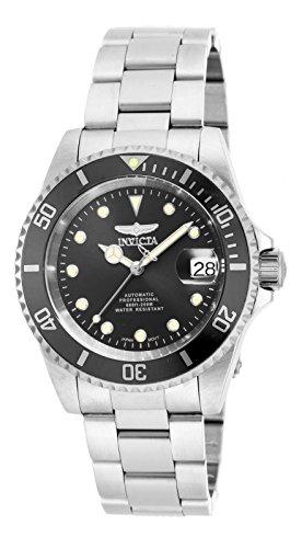 Invicta-17044-Reloj-para-hombres-correa-de-acero-inoxidable-color-plateado