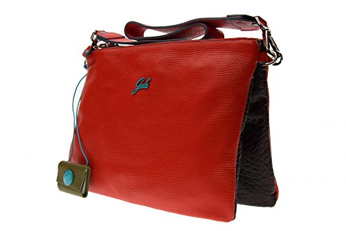 GABS Frauenschulterbeutel NALA G000210T3 X0223 C4001 RED C4001 ROSSO