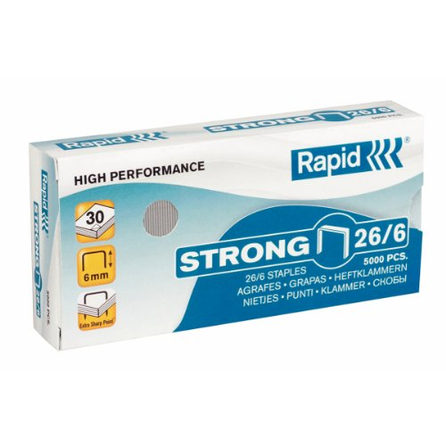 Rapid 24862000 6mm No.26 Strong ...