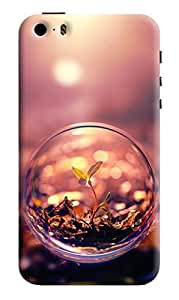 Apple iPhone 5 / 5s Printed Back Cover UV (Soft Back) By DRaX®