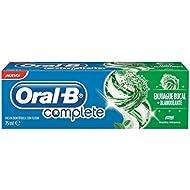 Oral B - Pasta Dental Oral-B Complete Enjuague + Blanqueador