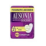 Ausonia Discreet Compresas Mini Para Incontinencia 160u