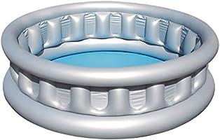 Bestway Inflatable Space Pool, Grey, 51080