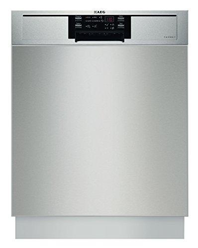 AEG F56332UM0 Unterbaugeschirrspüler / A++ / 262 kWh/Jahr / 13 MGD / Antifingerprint