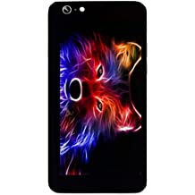 Timpax protective Armor Hard Bumper Back Case Cover. Multicolor printed on 3 Dimensional case with latest & finest graphic design art. Compatible with Apple iPhone 6 + (Plus ) Design No : TDZ-28238