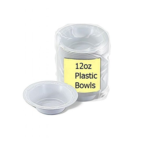 100-disposable-plastic-party-bowls-catering-buffet-dinner-event-wedding-picnic-travel-food-salad-des