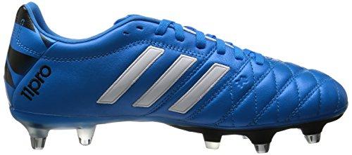 Scarpe calcio uomo 11 Pro TRX SG (cwhite/ftwwht/goldmt)