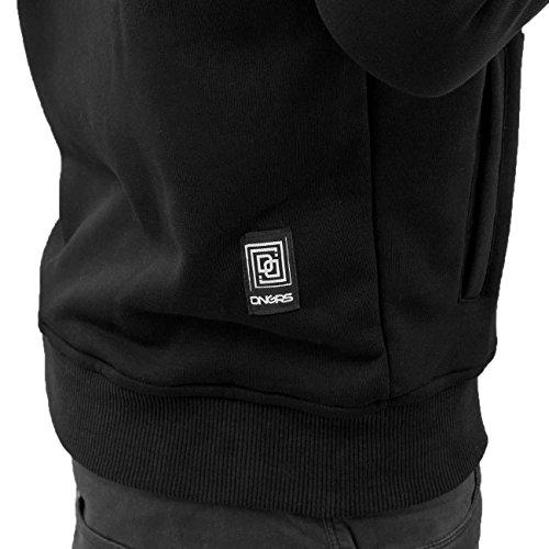 Dangerous DNGRS Hoody Logo Black