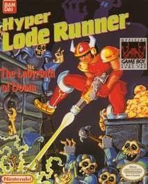 Hyper lode runner - Game Boy -
