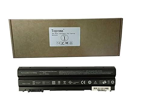Topnma® Ultra Hochleistung Notebook Laptop Batterie Li-ion Akku für DELL Latitude E5420, E5520, E5530, E6420, E6430, Inspiron 4520, 4720, 5420, 5425, 5520, 5525, 5720, 7420, 7520, 7720, N7520, N7720 Vostro 3460, 3560, Inspiron 4420 5420 5425 7420 4520 5520 5525 7520 4720 5720 m421r m521r n4420 N4520 N4720 N5420 N5520 N5720 N7420 N7520 N7720 Vostro 3460 3560 Series T54FJ, Laptop Batterie 5200mAh,