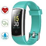YONMIG Orologio Fitness Tracker, Smartwatch Pressione Sanguigna Cardiofrequenzimetro Bluetooth Smart...