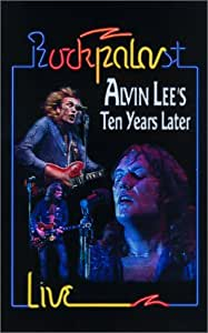 Alvin Lee's Ten Years Later - Rockpalast Live [Import USA Zone 1]