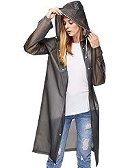 5x Regen-mantel Regenschutz Regenjacke Jacke Poncho Regenbekleidung Regenponcho Angelsport Bekleidung