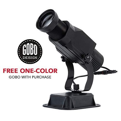 Foco proyector LED con Logo de GOBO