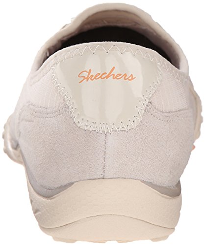Skechers - Breathe-easy allure, Scarpe da ginnastica Donna Natural