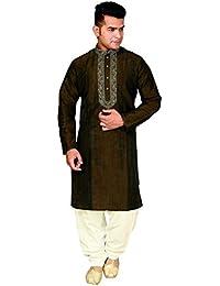 Desi Sarees Herren Kurta Pyjama Sherwani Shalwar Kameez Bollywood party 1823