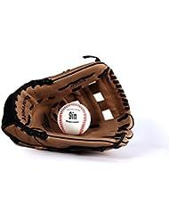 barnett GBSL-1 Kit de baseball gant, balle senior cuir