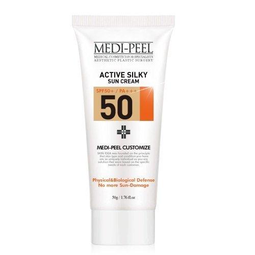 Medi-Peel Women's Active Silky Sun Cream by MEDIPEEL - Active Sunscreen
