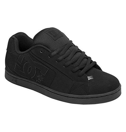 DC Shoes Net Skate Uomini Nero - 41 - Scarpe da Skate