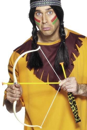 Smiffys - Indianer Pfeil und Bogen Tomahawk Apache ()