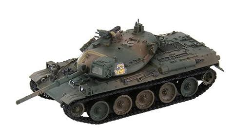 No. 10 Division 1/72 JGSDF Type 74 Tank (japan import)