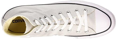 Converse Chuck Taylor All Star C151170, Sneakers Hautes Mixte Adulte Gris (Mouse/White/Black)