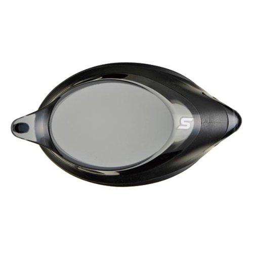 SWANS optisches Glas für Schwimmbrille SRXCL-N schwarz, Sehstärke:-4.0