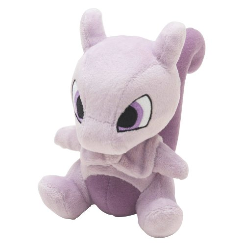 Pocket Monster Pokemon Mewtwo Plush Dolls Toys 15cm by Askformore