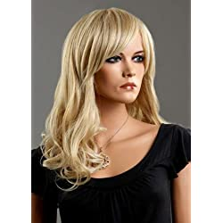 Forever Young Ladies Long Blonde Wig 2 Tone Ash & Platinum Blonde Wig by Forever Young