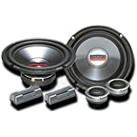 Kit Altoparlanti TARGET AUDIO TLK 600 a 2 vie 165mm, potenza Max 140 Watt,
