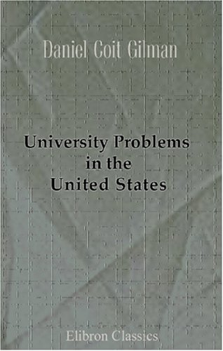 University Problems in the United States
