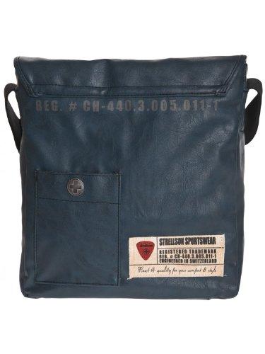 Strellson Covent Garden borsa a tracolla 27 cm Blau (dark blue 402)