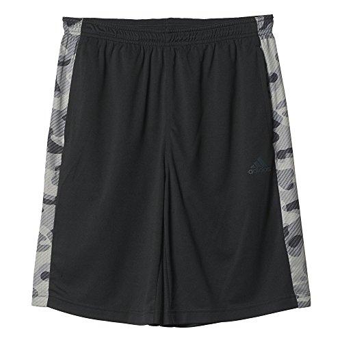 adidas Cool365 L, Pantaloncino Uomo Nero