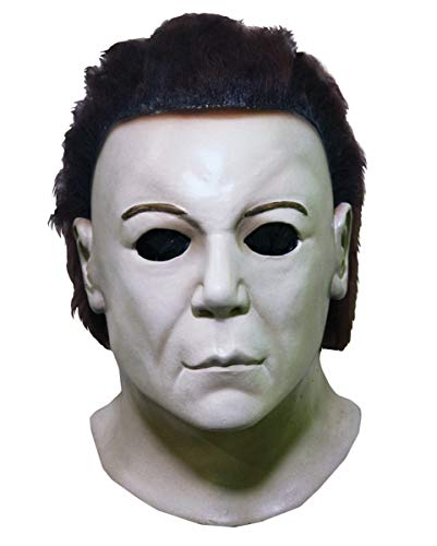 Preisvergleich Produktbild Halloween Resurrection Michael Myers Maske Deluxe