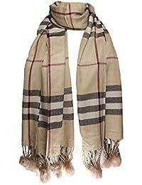 Amazon.fr   echarpes louis vuitton - Echarpes   Echarpes et foulards ... c1821d9e413