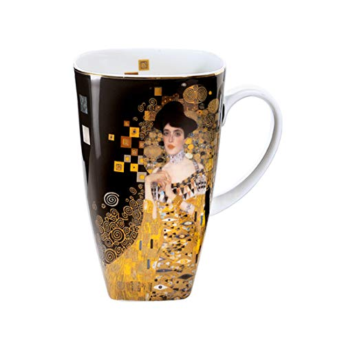 Goebel 66884370 Gustav Klimt Kaffeebecher Adele Bloch-Bauer