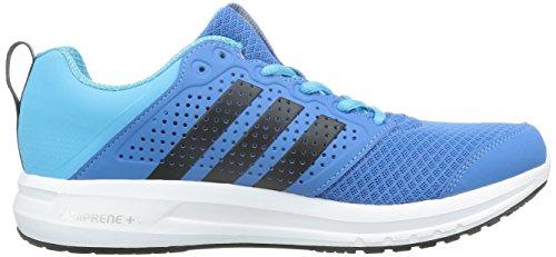 adidas Chaussures à Lacets et Coupe Classique Homme Multicolore - Bleu/noir