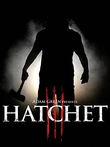 Hatchet 3 Cover