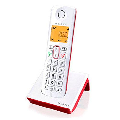 Alcatel ATL1416442 - Teléfono (Terminal inalámbrico, Altavoz, 50 entradas, Identificador de Llamadas)